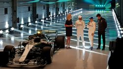 Mercedes W09 Launch