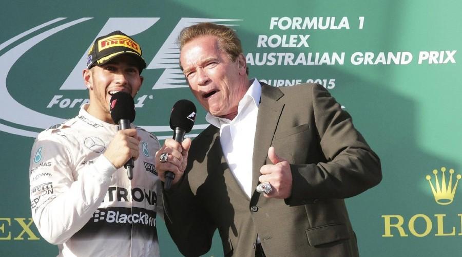 Lewis & Arnie