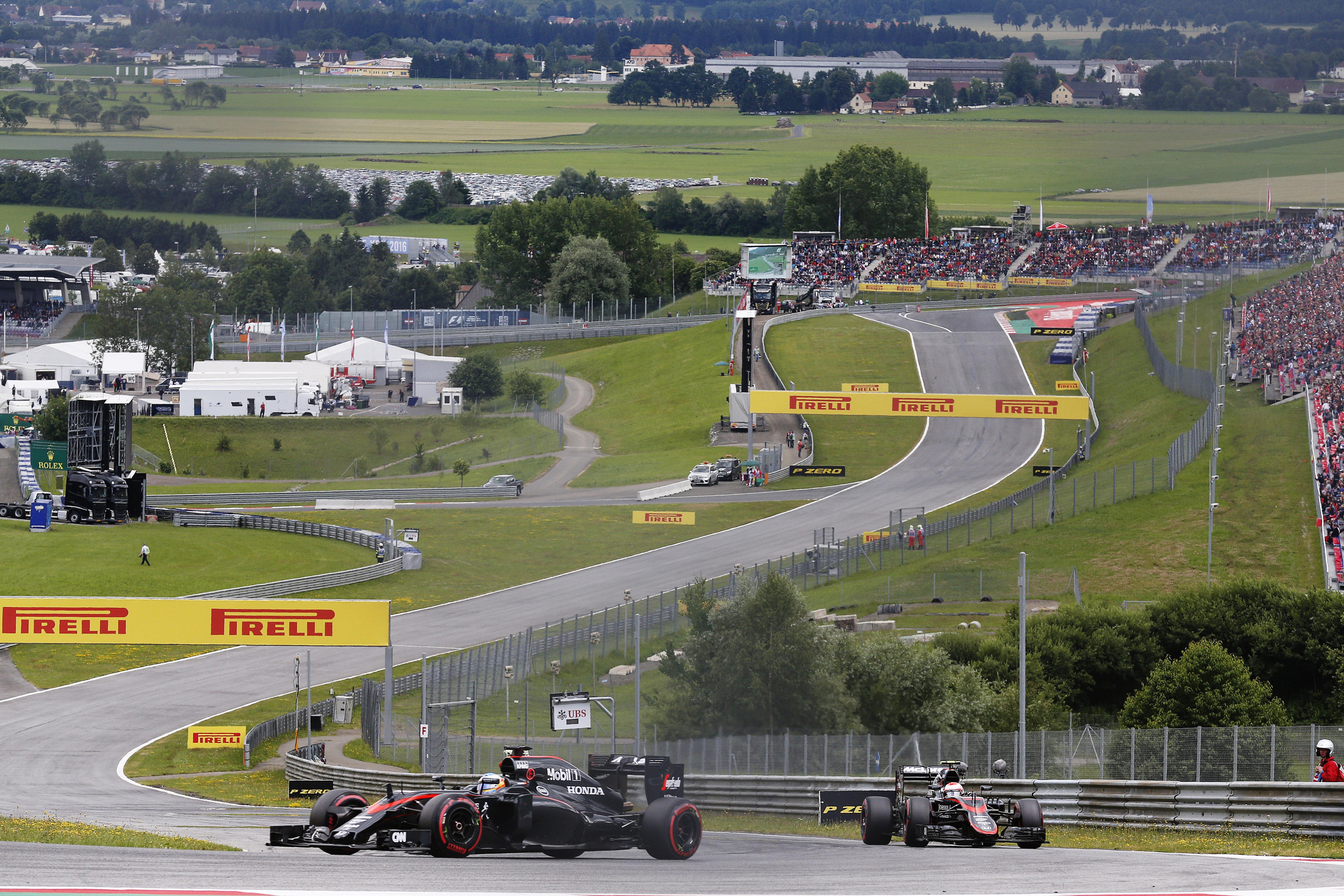 Austrian Grand Prix 2015