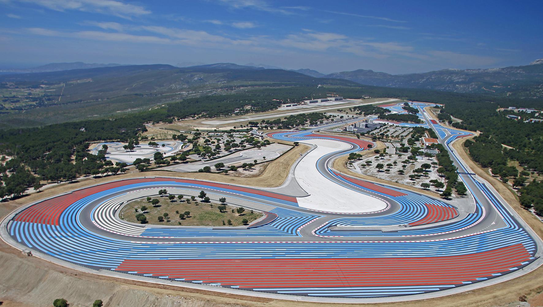 Paul Ricard Test Track