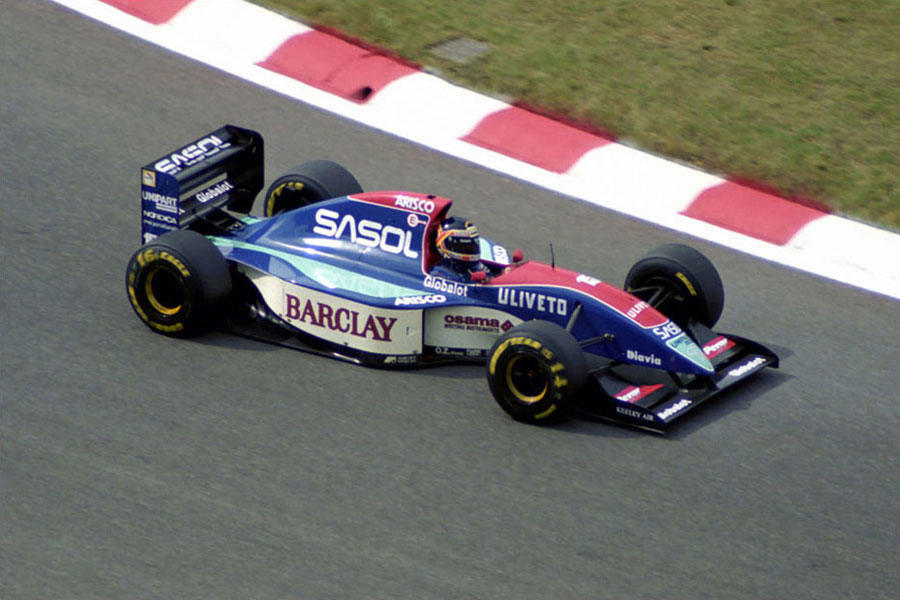 1993 Jordan Hart
