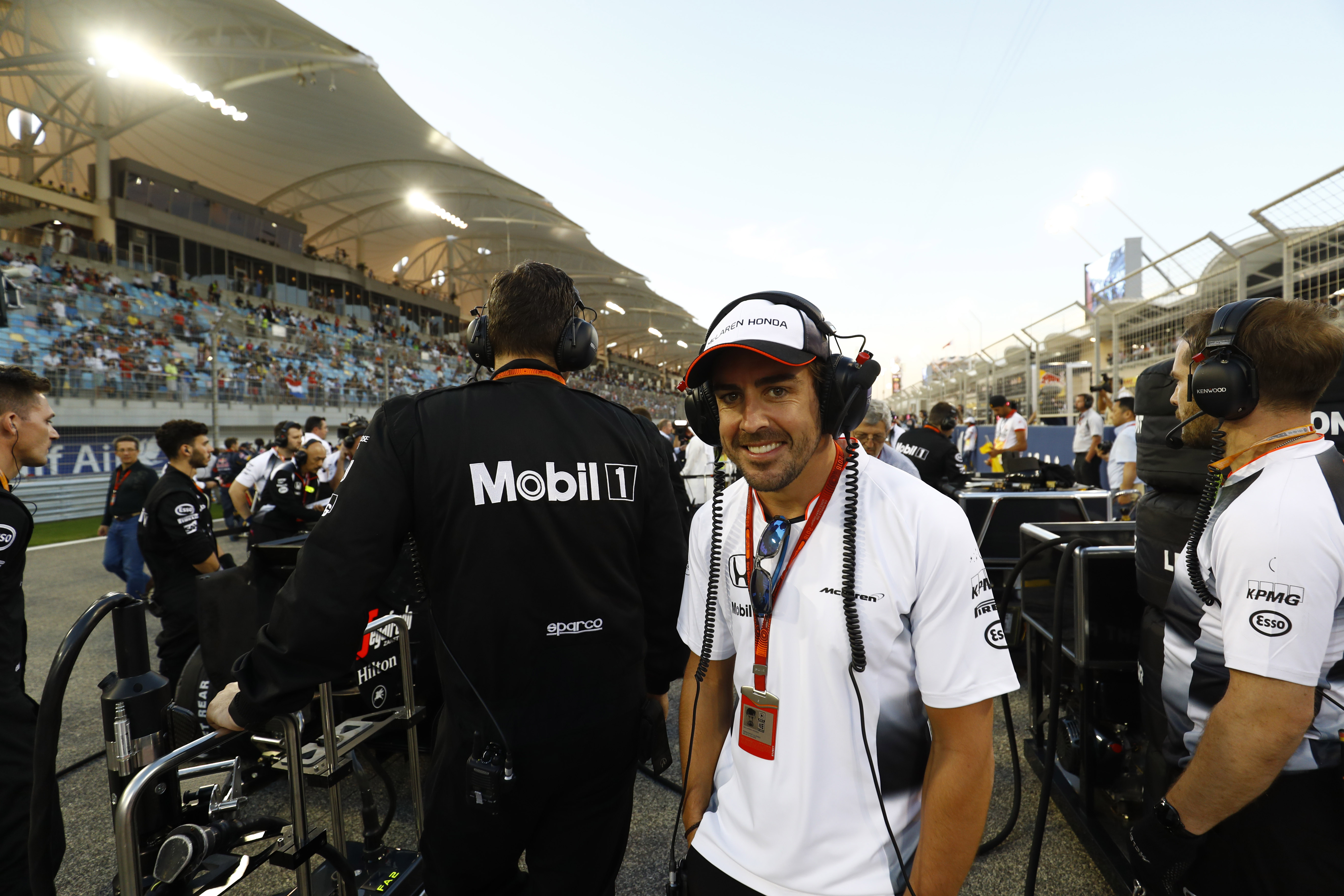 Will Fernando Race at the Chinese GP?