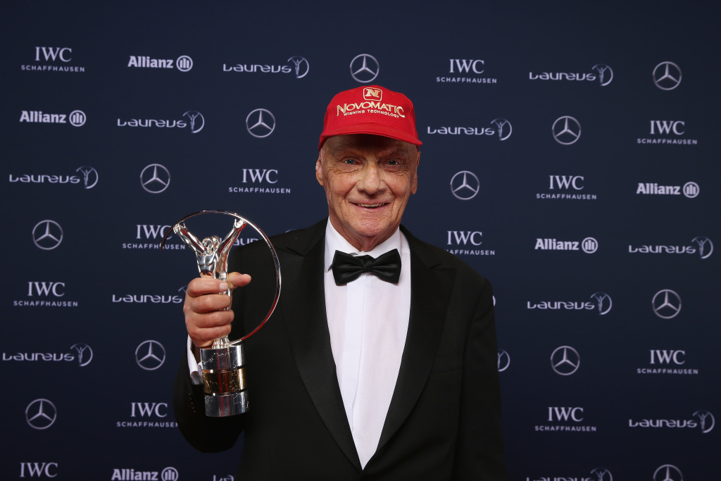 Mercedes Non-Executive Chairman Nikki Lauda