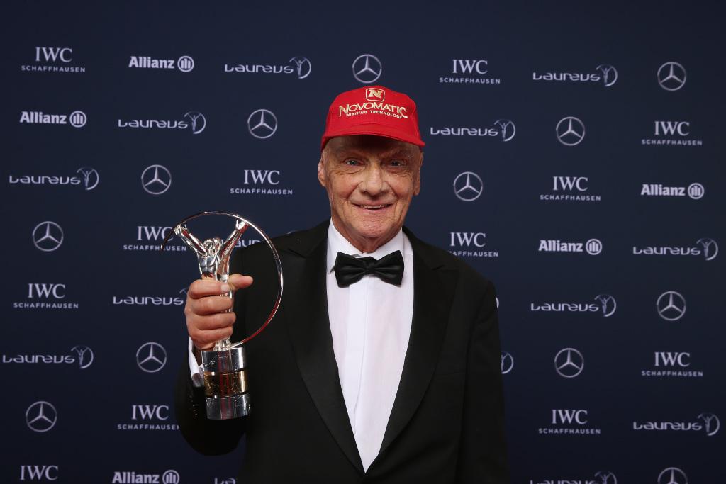 Mercedes Non-Executive Chairman Nikki Lauda