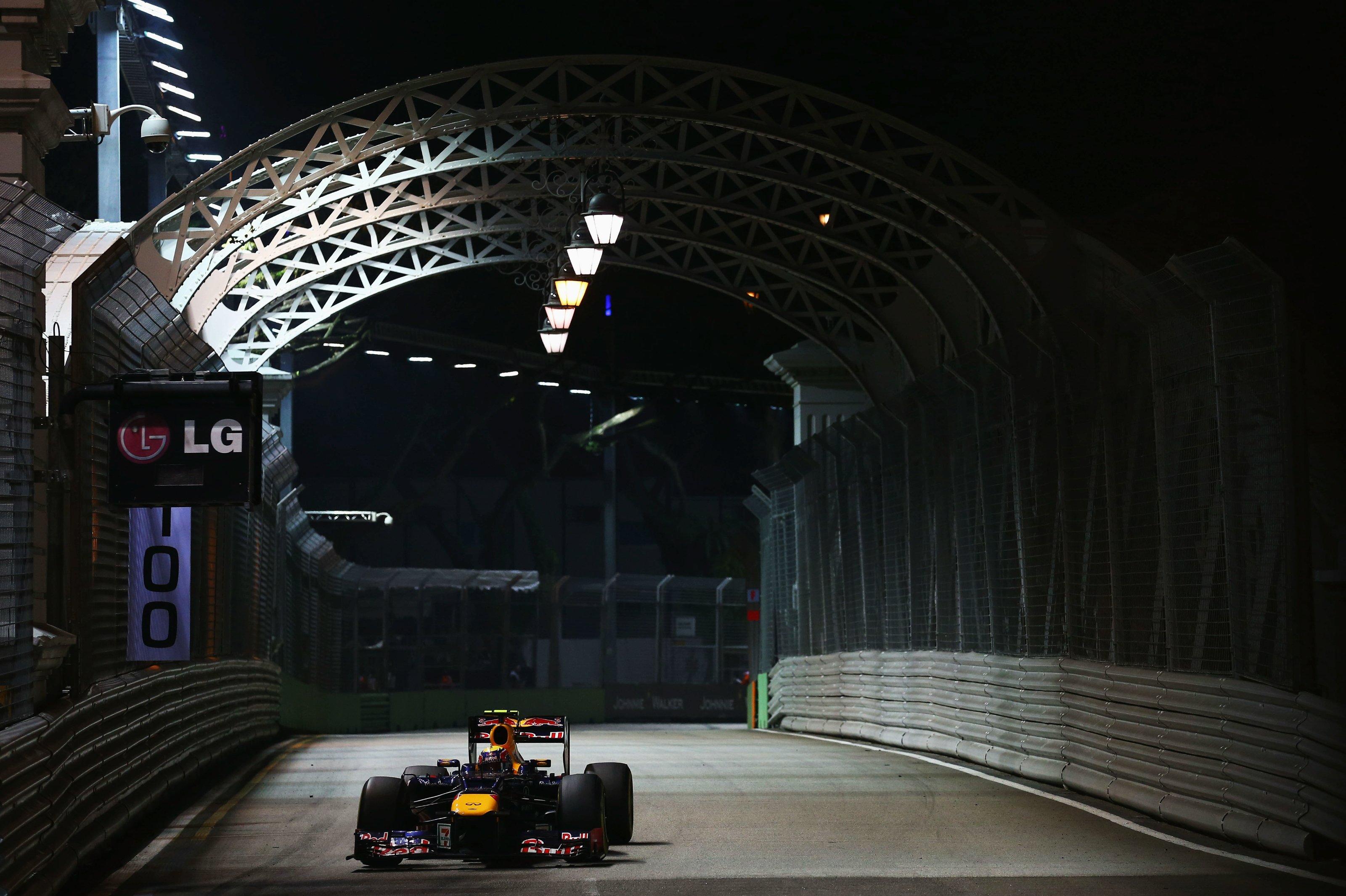 Singapore Grand Prix 2012