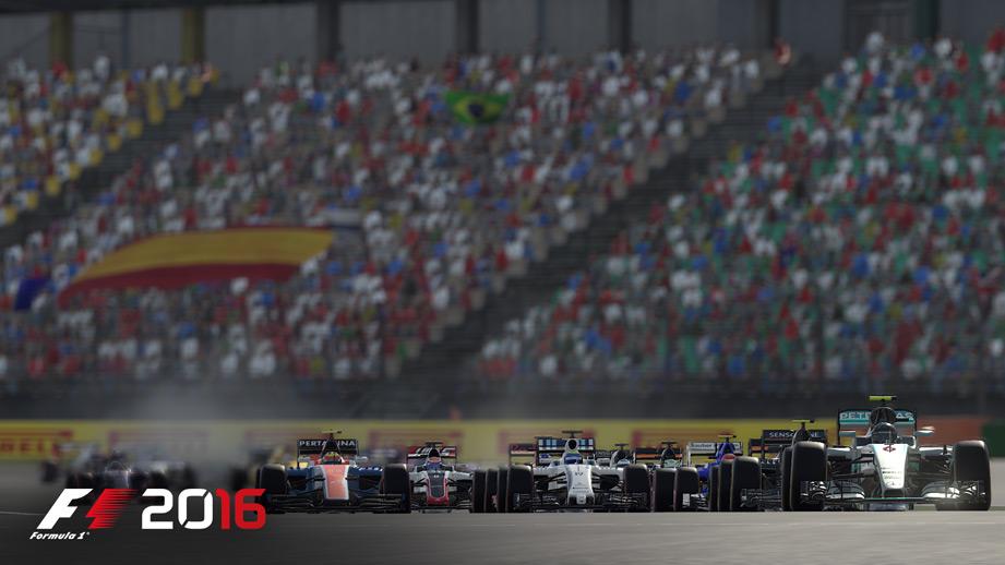 Formula Lee F1 2016 Challenge
