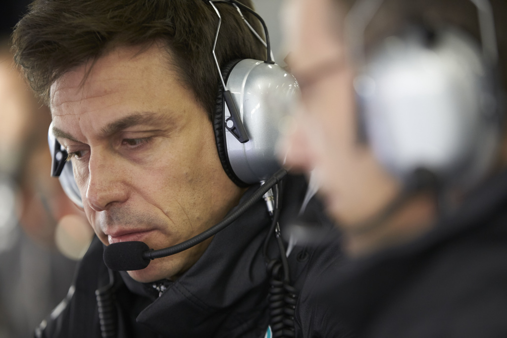 Toto Wolff, Mercedes Team Principle