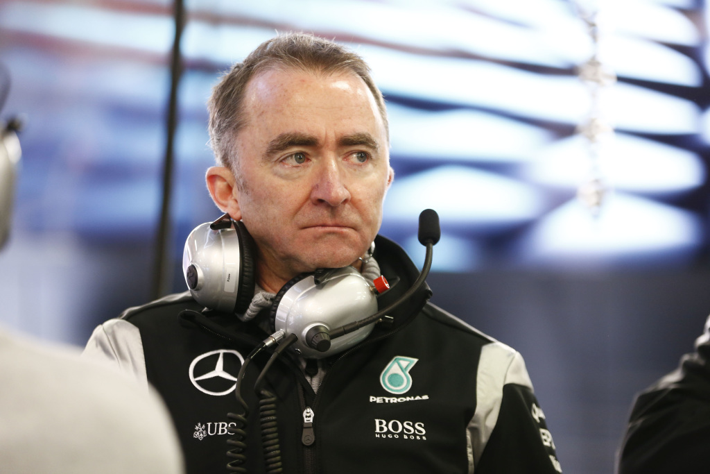 Paddy Lowe now Ex- Mercedes