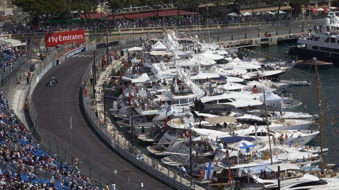 Großer Preis von Monaco 2016, Samstag