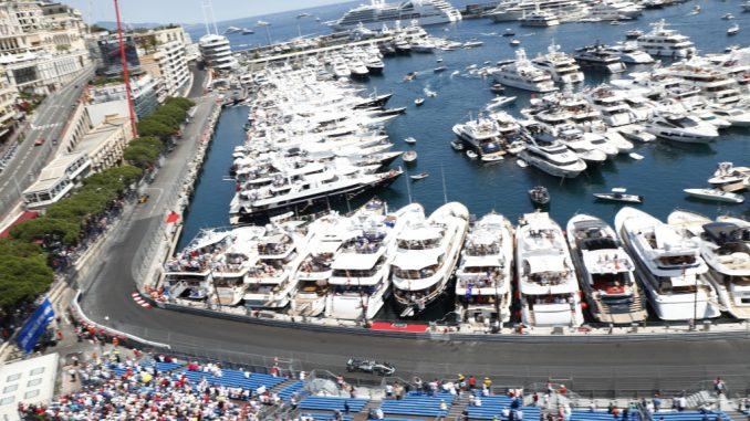 Großer Preis von Monaco 2017, Samstag - Wolfgang Wilhelm