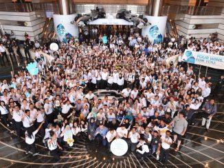 PETRONAS 2017 World Championship Celebrations, Kuala Lumpur