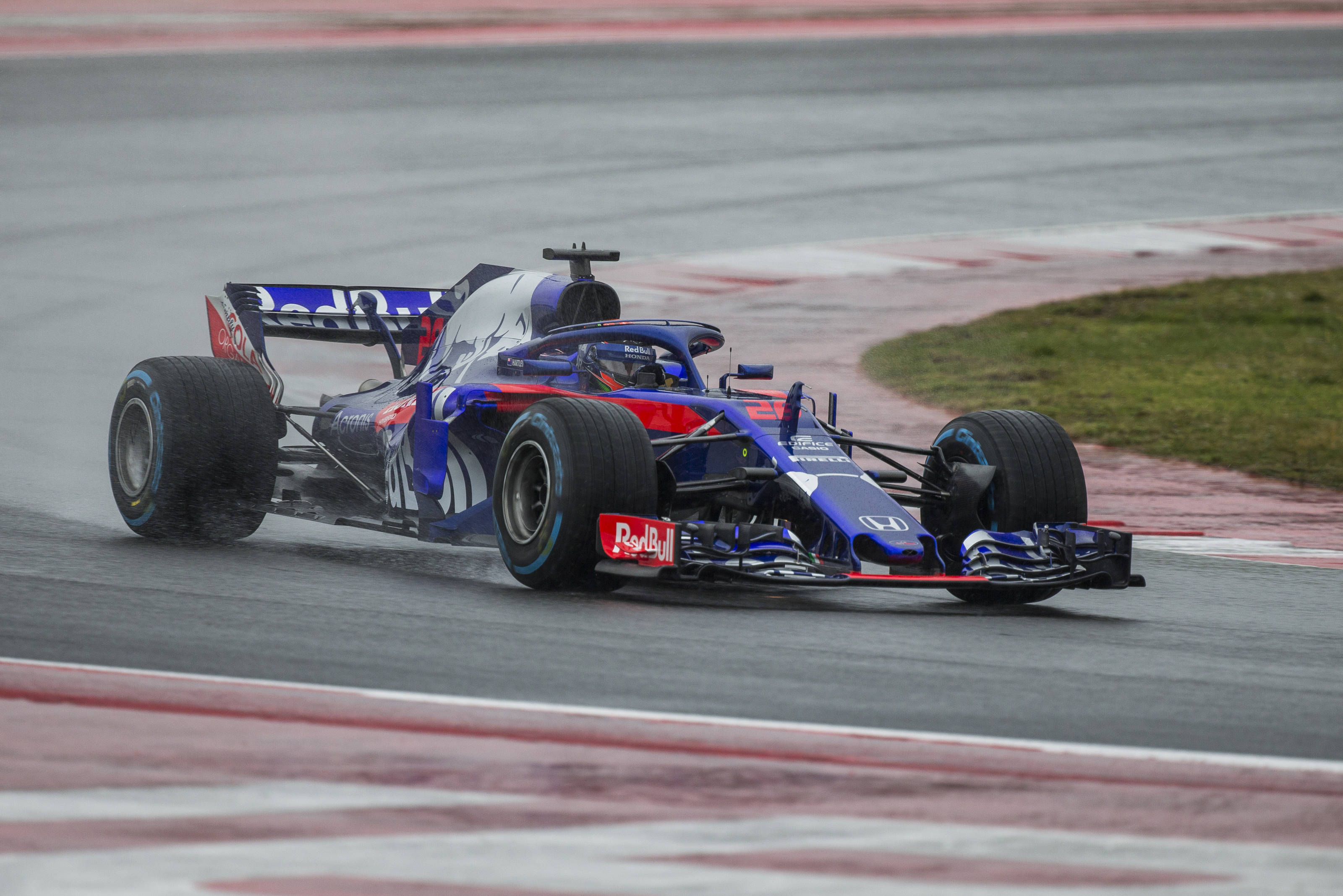 toro rosso launch honda powered str13 3legs4wheels. Black Bedroom Furniture Sets. Home Design Ideas
