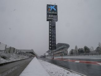 2018 Barcelona Testfahrten1, Tag 3 - Wolfgang Wilhelm