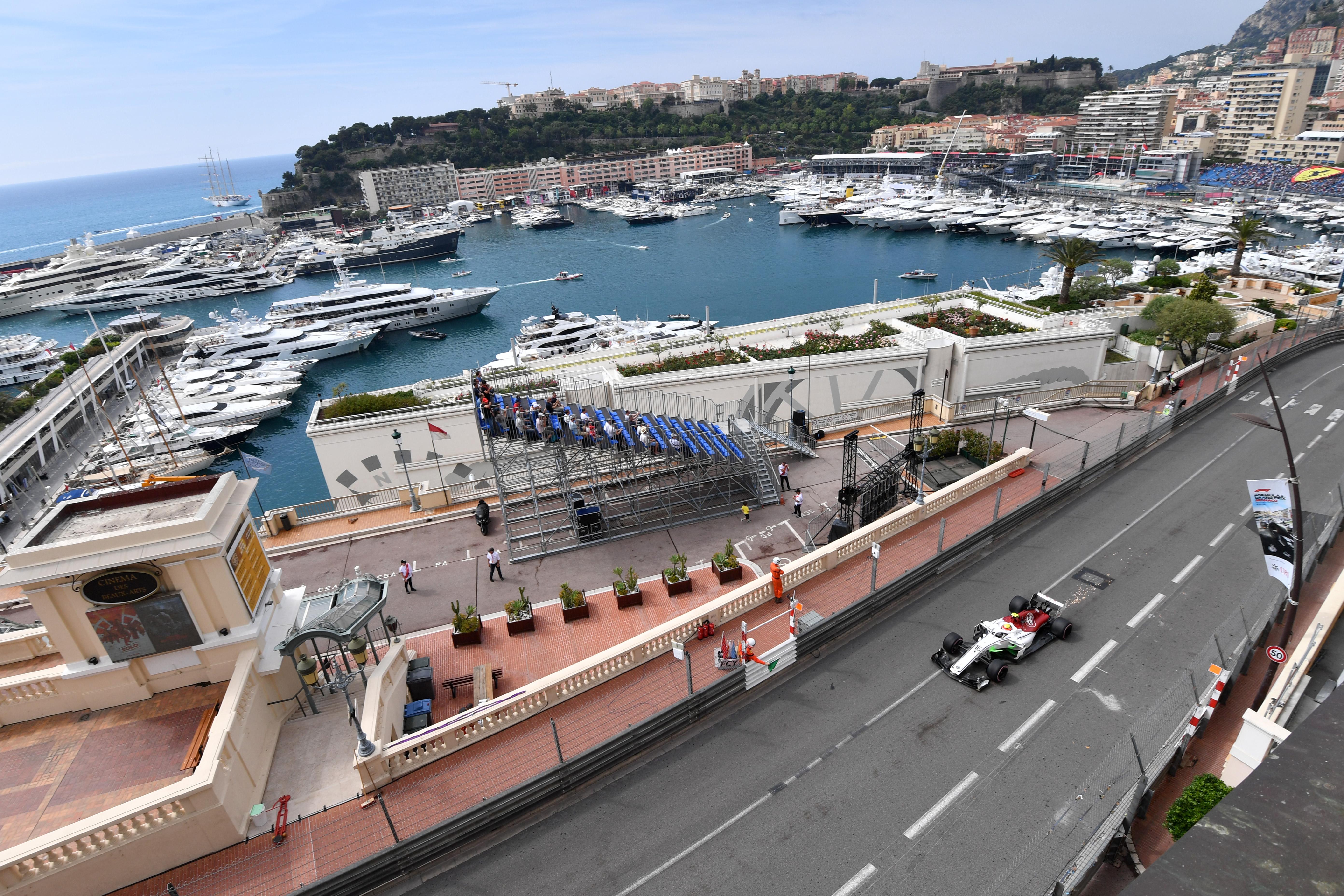 Monaco Grand Prix practice - driver reactions - 3Legs4Wheels