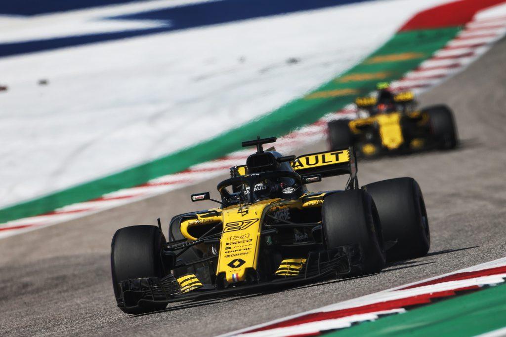 Motor Racing Formula One World Championship United