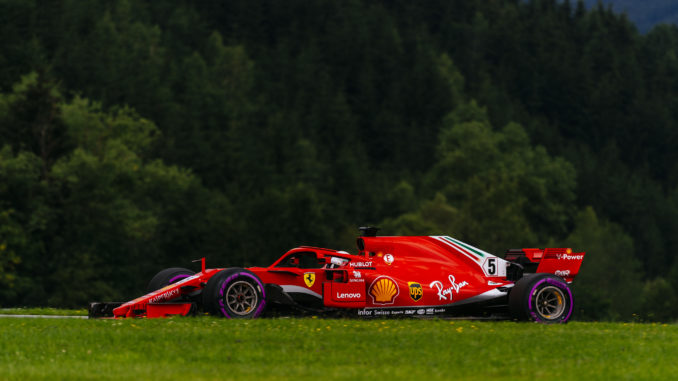 Conservative tyre choice for Ferrari in Austria - 3Legs4Wheels