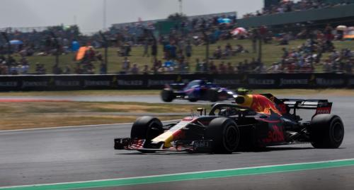 Max Verstappen - Pic by Ryan Kenna