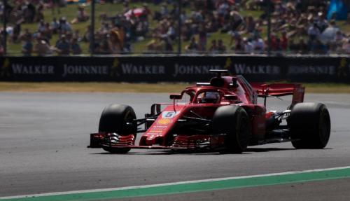 2018 winner Sebastian Vettel - Pic by Ryan Kenna