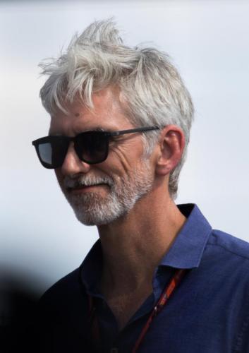 Damon Hill - Pic by Ryan Kenna