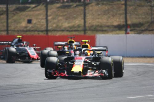 Max Verstappen - Pic By Pete Bull